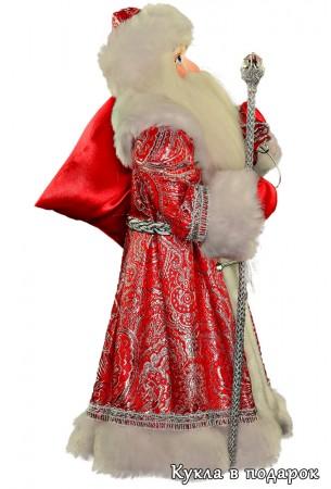 Дед Мороз с мешком авторская работа