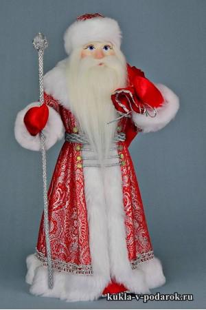 Фото Дед Мороз с мешком