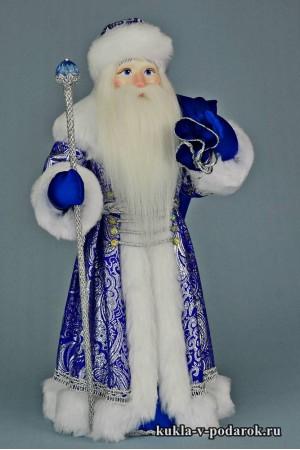 Фото Дед Мороз с мешком подарок на Новый год