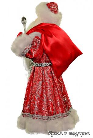 Дед Мороз с мешком недорогой сувенир