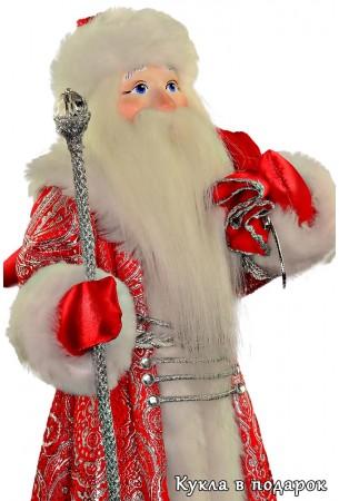 Дед Мороз с мешком ручной работы