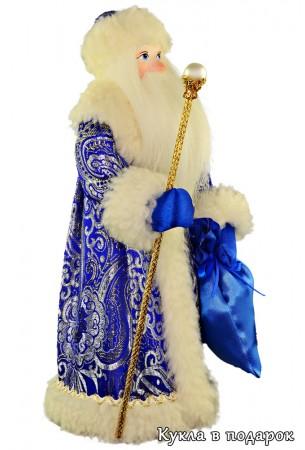 Купить авторскую куклу ручной работы Дед Мороз