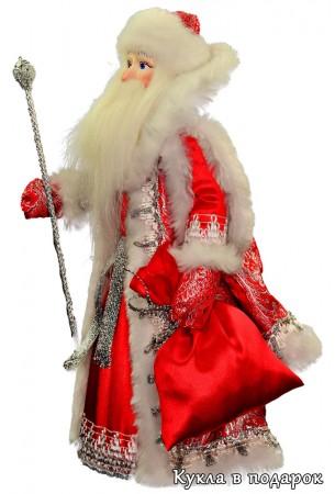 Дед Мороз под елку русская кукла из сказки