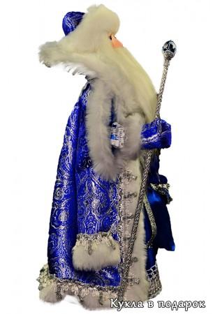 Дед Мороз под елку кукла ручной работы