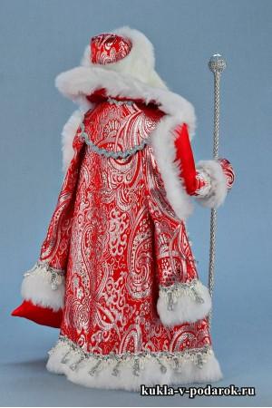 Фото Дед Мороз под елку хенд мейд кукла hand made