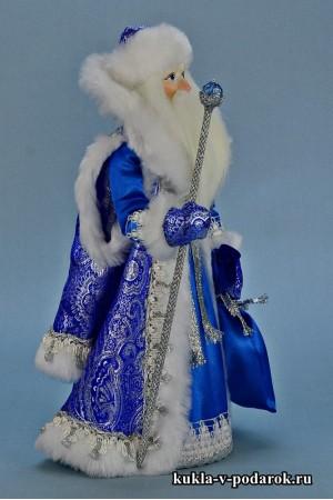Фото Дед Мороз под елку авторская кукла