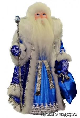 Дед Мороз под елку кукла в подарок