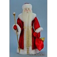 Дед Мороз Красный нос и рождественский Санта Клаус