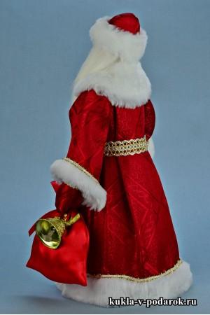 Фото Дед Мороз красный нос хенд мейд подарок