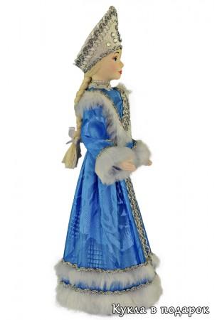 авторская Снегурочка кукла под елку