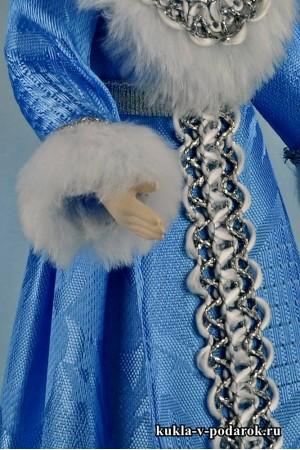фото красивая Снегурочка сувенир под елку