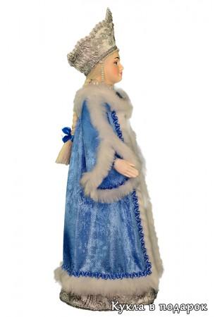 Авторский русский подарок кукла Снегурочка