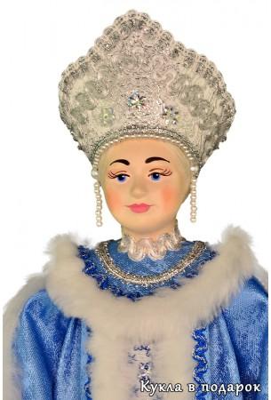 Русский подарок кукла с красивым лицом