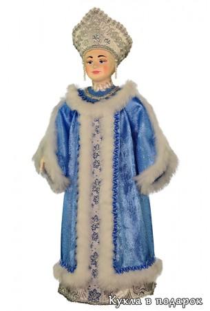 Русская кукла Снегурочка в подарок