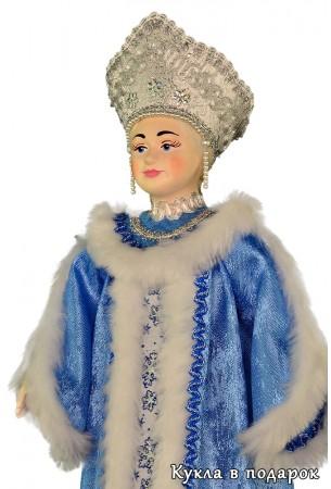 Русская Снегурочка подарок в народном костюме