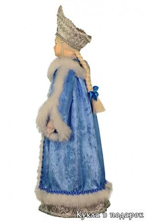 Русская ручная работа в подарок кукла Снегурочка