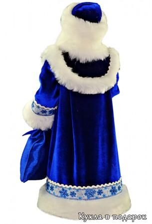 дед мороз из СССР красивая кукла