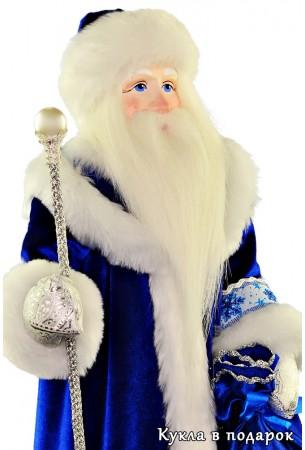 дед мороз из ссср кукла ручная работа