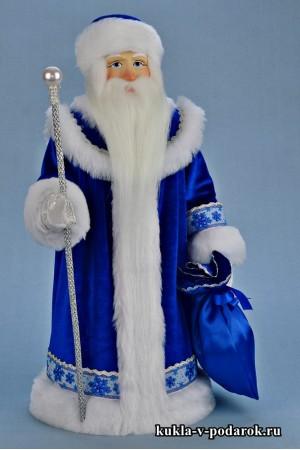 Фото Дед Мороз из СССР кукла в подарок