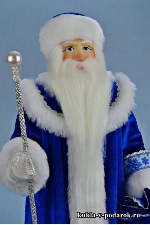 Фото Дед Мороз из СССР авторская кукла