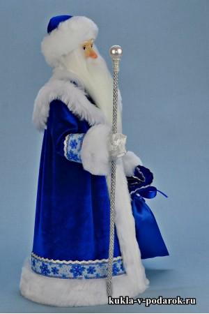 Фото Дед Мороз из СССР кукла ручной работы