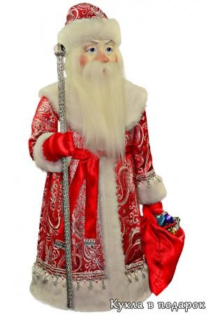 Большой Дед Мороз подарок под елку