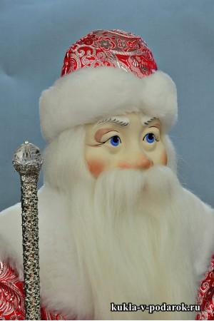 Фото Дед Мороз большой русский подарок для детей и взрослых