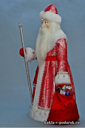 Фото Дед Мороз большой русский сувенир из Москвы