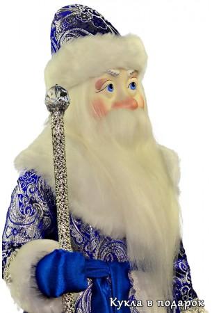 Дед Мороз большой русский сувенир из Москвы