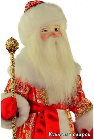 Авторская кукла Дед Мороз в подарок