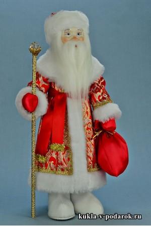 Фото Дед Мороз в подарок ручная работа