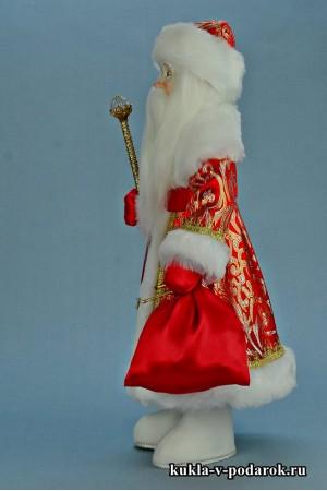Фото Дед Мороз в подарок под елку на Новый год