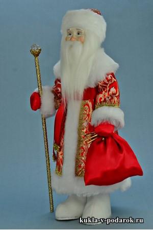 Фото Дед Мороз готовый подарок московский сувенир