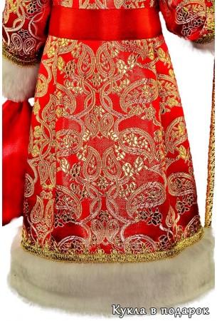 Красная шуба Деда Мороза в подарок