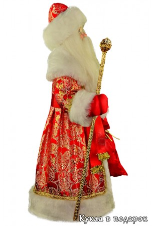 Купить недорого в москве куклу Дед Мороз