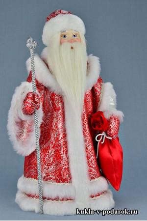 Фото Дедушка Мороз кукла в подарок