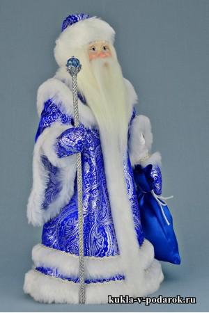 Фото кукла Дедушка Мороз подарок на Новый год