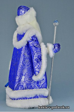 Фото Дедушка Мороз кукла в пару к Снегурочке