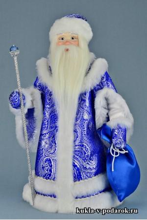 Фото Дедушка Мороз красивая кукла подарок