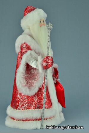 Фото Дедушка Мороз кукла ручной работы