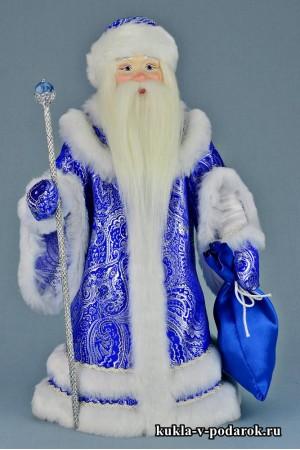 Фото Дедушка Мороз кукла сувенир из Москвы
