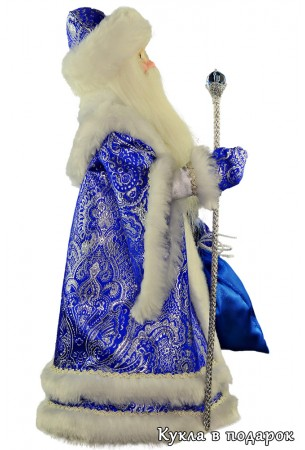 кукла дедушка мороз красивый подарок