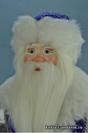 фото кукла Морозко из русской сказки