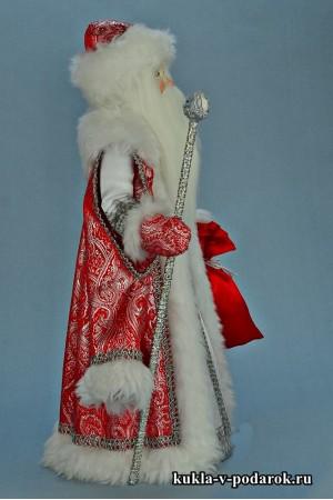 фото Морозко из сказки кукла ручной работы
