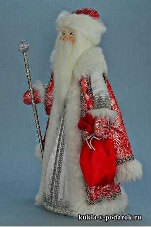 фото Морозко из сказки Дед Мороз с мешком и посохом