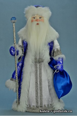 фото Морозко из сказки хенд мейд кукла Дед Мороз