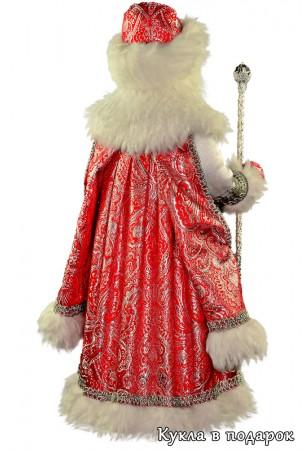 Кукла Морозко из сказки готовая работа
