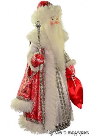 Морозко из сказки кукла ручной работы