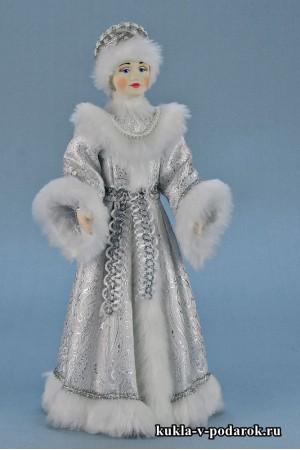 Фото Снегурочка из сказки кукла в подарок