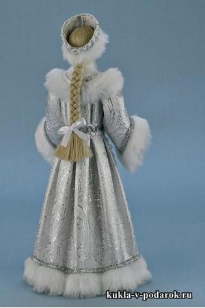 Фото кукла Снегурочка из сказки подарок на Новый год
